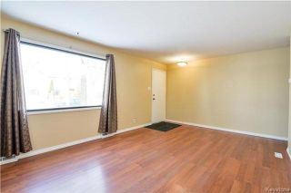 Photo 2: 550 Berwick Place in Winnipeg: Lord Roberts Residential for sale (1Aw)  : MLS®# 1800762