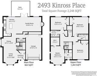 Photo 9: 2493 Kinross Pl in COURTENAY: CV Courtenay East House for sale (Comox Valley)  : MLS®# 833629