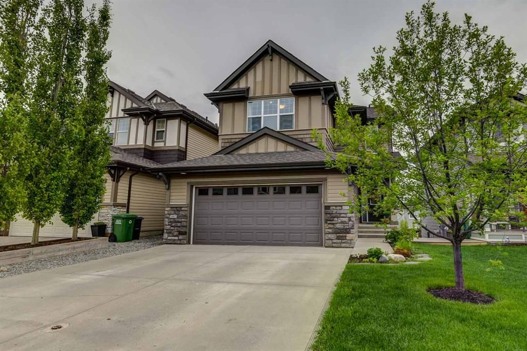 Main Photo: 15 Sunset Terrace: Cochrane Detached for sale : MLS®# A1116974