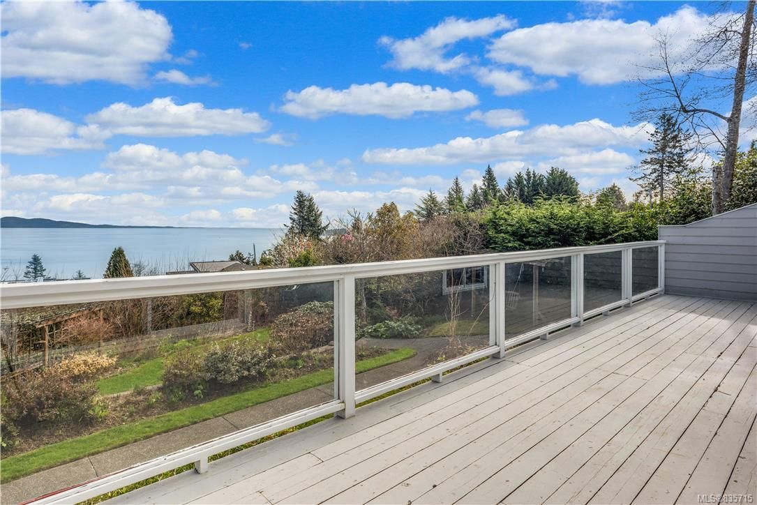 Main Photo: 5033 Wesley Rd in Saanich: SE Cordova Bay House for sale (Saanich East)  : MLS®# 835715