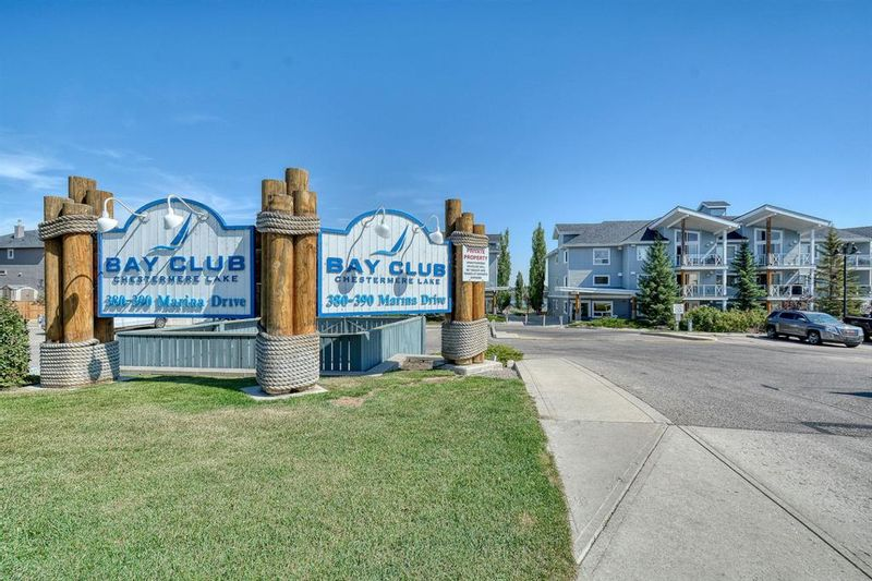 FEATURED LISTING: 107 - 380 Marina Drive Chestermere
