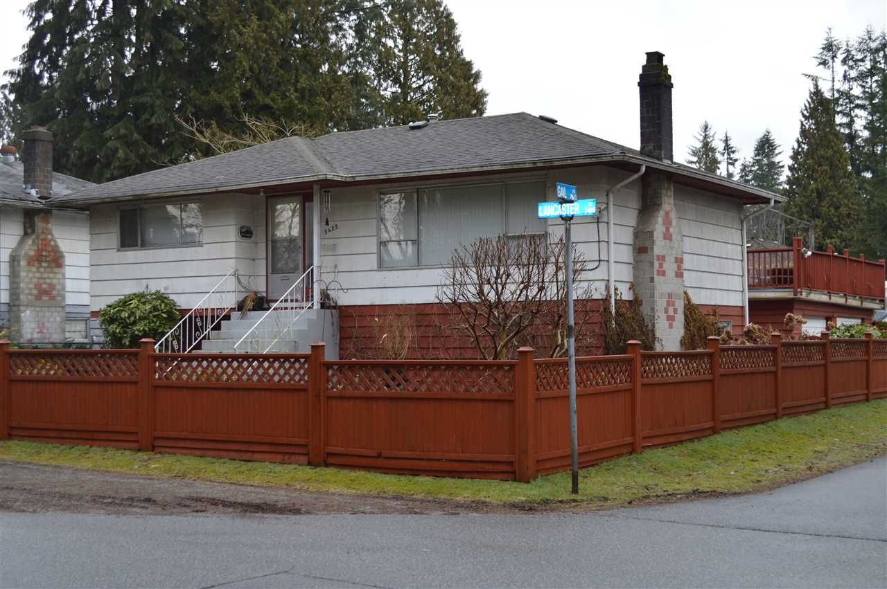 Main Photo: 3422 LANCASTER Street in Port Coquitlam: Woodland Acres PQ House for sale : MLS®# R2473980