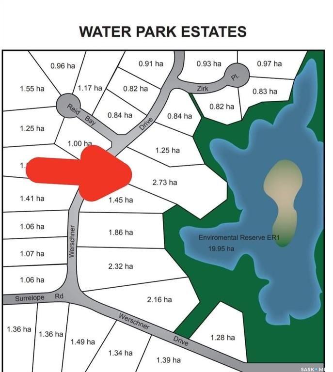 Main Photo: 45 Werschner Drive in Dundurn: Lot/Land for sale (Dundurn Rm No. 314)  : MLS®# SK869625
