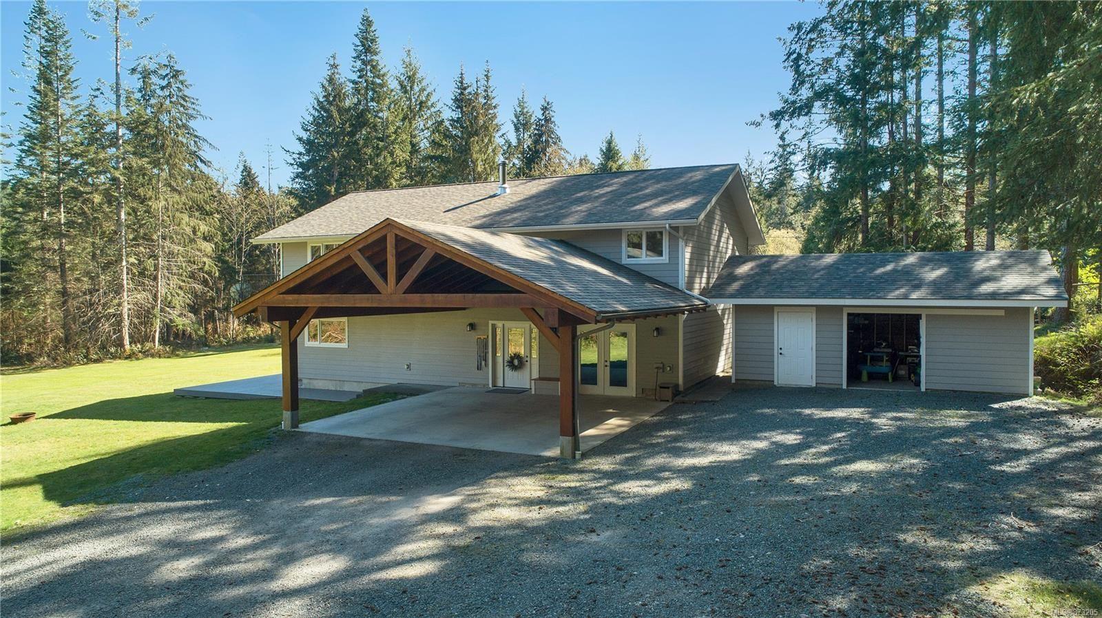 Main Photo: 1114 West Rd in Quadra Island: Isl Quadra Island House for sale (Islands)  : MLS®# 873205