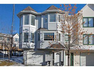 Photo 1: 98 Patina Rise SW in CALGARY: Prominence_Patterson Townhouse for sale (Calgary)  : MLS®# C3591171