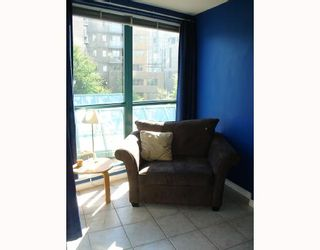 """Photo 6: 508 939 HOMER Street in Vancouver: Downtown VW Condo for sale in """"PINNACLE"""" (Vancouver West)  : MLS®# V658295"""