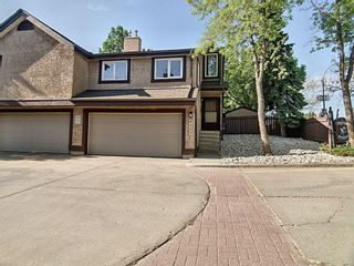 Photo 30: 4321 Riverbend Road in Edmonton: Zone 14 Townhouse for sale : MLS®# E4248105