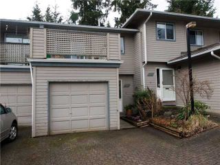 """Photo 10: 3944 INDIAN RIVER Drive in North Vancouver: Indian River Townhouse for sale in """"HIGHGATE TERRACE"""" : MLS®# V875032"""
