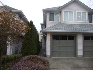"Main Photo: 857 Habgood: White Rock 1/2 Duplex for sale in ""East Beach area"" (South Surrey White Rock)  : MLS®# F1103780"