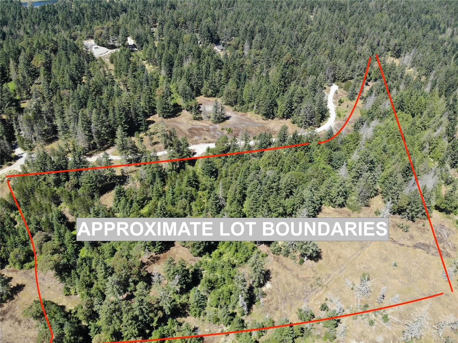 Main Photo: LOT A White Rapids Rd in : Na Extension Land for sale (Nanaimo)  : MLS®# 879885