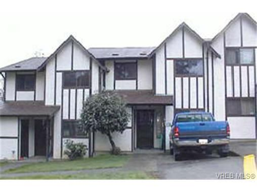 Main Photo: 14 379 Wale Rd in VICTORIA: Co Colwood Corners Row/Townhouse for sale (Colwood)  : MLS®# 257374