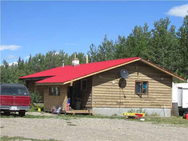 "Main Photo: 21024 TOMPKINS Road: Hudsons Hope House for sale in ""Beryl Prairie"" (Fort St. John (Zone 60))  : MLS®# N242869"