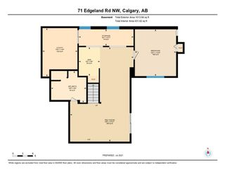Photo 35: 71 Edgeland Road NW in Calgary: Edgemont Detached for sale : MLS®# A1127577