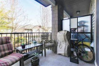 """Photo 11: 222 6688 120 Street in Surrey: West Newton Condo for sale in """"ZEN SALUS"""" : MLS®# R2355066"""
