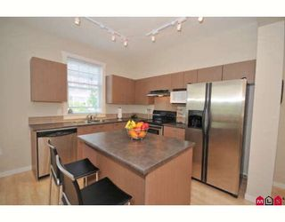 "Photo 4: 21 15075 60TH Avenue in Surrey: Sullivan Station Townhouse for sale in ""NATURE'S WALK"" : MLS®# F2912655"
