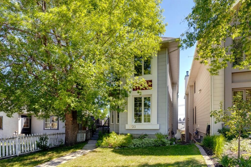 Main Photo: 1733 30 Avenue SW in Calgary: South Calgary Detached for sale : MLS®# A1122614