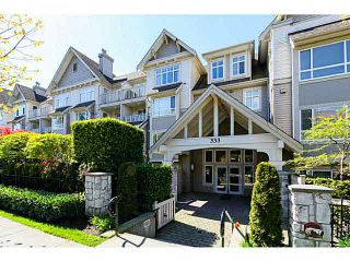 "Photo 1: 311 333 E 1ST Street in North Vancouver: Lower Lonsdale Condo for sale in ""Vista West"" : MLS®# V1099857"