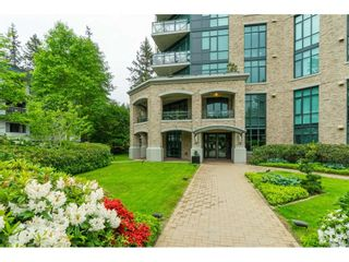 "Photo 3: 205 14824 NORTH BLUFF Road: White Rock Condo for sale in ""Belaire"" (South Surrey White Rock)  : MLS®# R2456173"