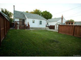 Photo 14: 430 Edgewood Street in WINNIPEG: St Boniface Residential for sale (South East Winnipeg)  : MLS®# 1318062