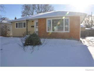Photo 2: 756 Consol Avenue in WINNIPEG: East Kildonan Residential for sale (North East Winnipeg)  : MLS®# 1603359