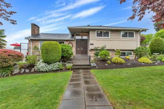 Photo 1: 8025 BORDEN Street in Vancouver: Fraserview VE House for sale (Vancouver East)  : MLS®# R2573008
