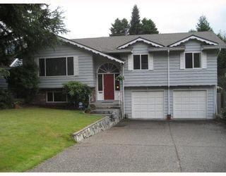 "Photo 1: 2325 WHITMAN Avenue in North_Vancouver: Blueridge NV House for sale in ""BLUERIDGE"" (North Vancouver)  : MLS®# V664643"