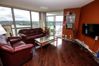 "Photo 1: 1108 14 BEGBIE Street in New Westminster: Quay Condo for sale in ""INTERURBAN"" : MLS®# R2004198"