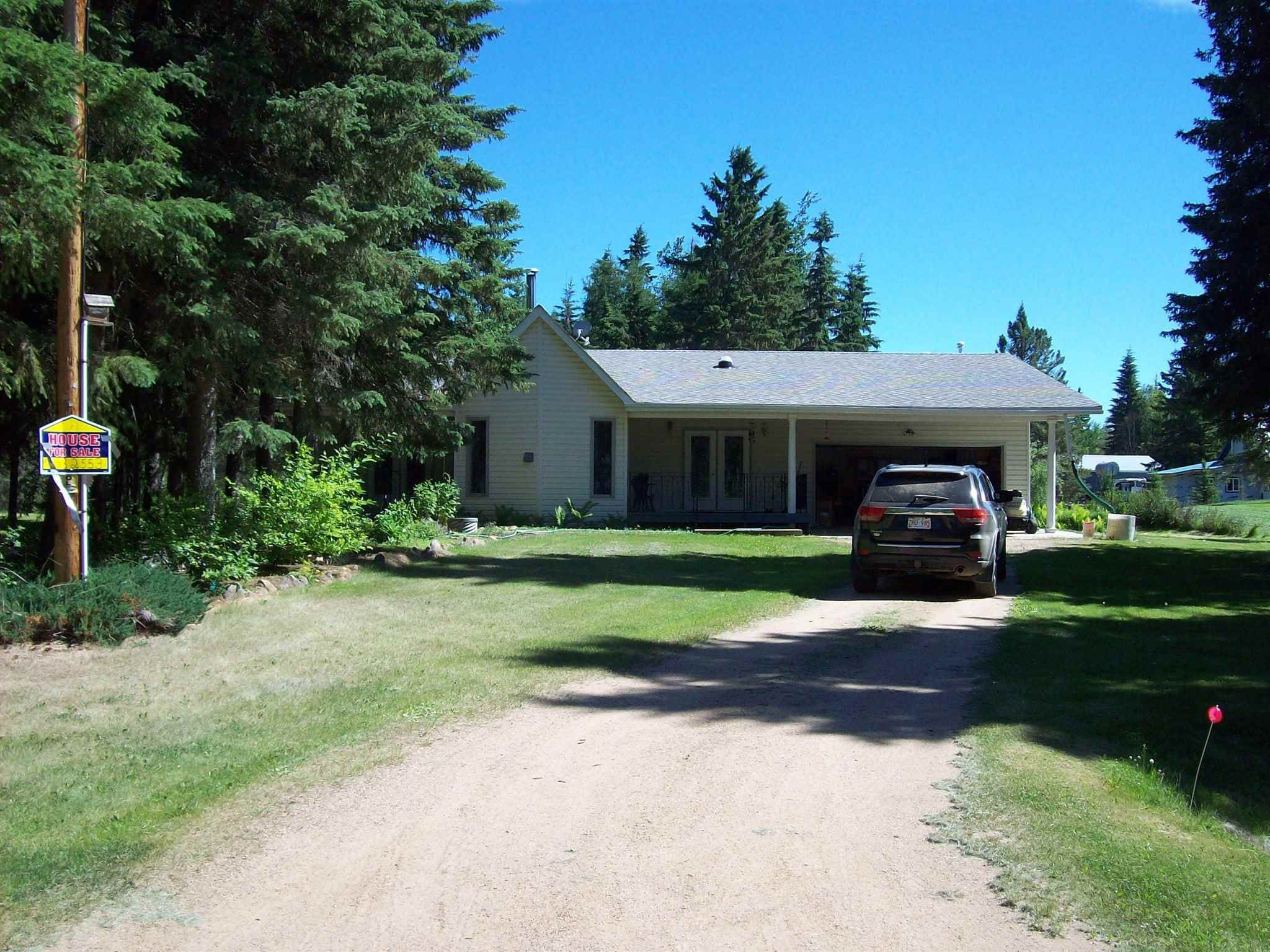 Main Photo: 87 231054-twp rd 623.8: Rural Athabasca County House for sale : MLS®# E4251972