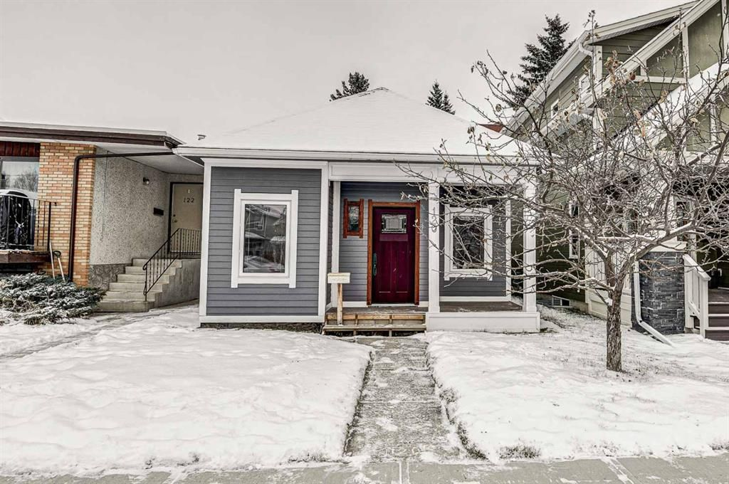 Photo 2: Photos: 120 15 Street NW in Calgary: Hillhurst Detached for sale : MLS®# A1050492