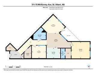 Photo 39: 311 78 MCKENNEY Avenue: St. Albert Condo for sale : MLS®# E4254133