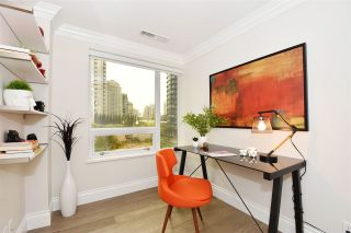 """Photo 15: 603 428 BEACH Crescent in Vancouver: Yaletown Condo for sale in """"Kings Landing"""" (Vancouver West)  : MLS®# R2202803"""
