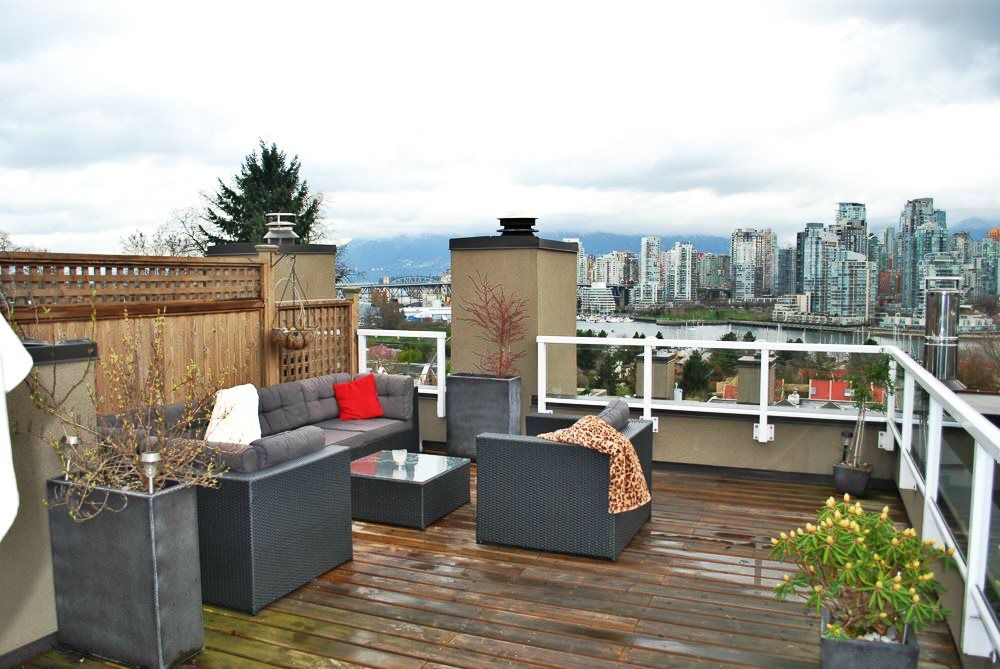 Main Photo: B5 1070 W 7TH Avenue in Vancouver: Fairview VW Townhouse for sale (Vancouver West)  : MLS®# R2044008
