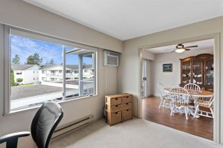 """Photo 21: 166 32691 GARIBALDI Drive in Abbotsford: Abbotsford West Townhouse for sale in """"Carriage Lane"""" : MLS®# R2590175"""