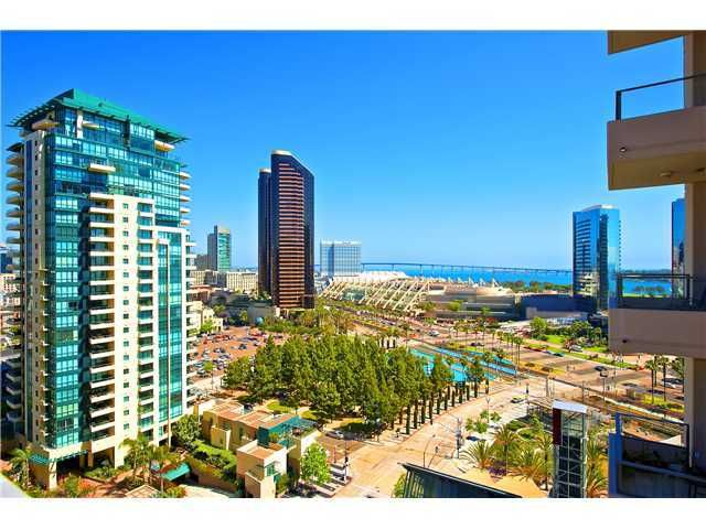 Main Photo: DOWNTOWN Condo for sale : 2 bedrooms : 550 Front Street #1103 in SAN DIEGO