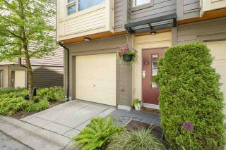 """Photo 2: 28 9229 UNIVERSITY Crescent in Burnaby: Simon Fraser Univer. Townhouse for sale in """"SERENITY"""" (Burnaby North)  : MLS®# R2589602"""