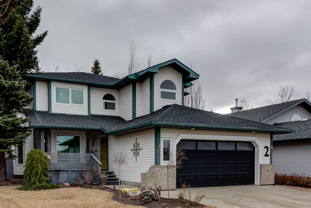 Main Photo: 2 Hesse Place: St. Albert House for sale : MLS®# E4236996