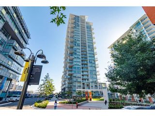 """Photo 1: 2404 258 NELSON'S Court in New Westminster: Sapperton Condo for sale in """"THE COLUMBIA AT BREWERY DISTRICT"""" : MLS®# R2502597"""