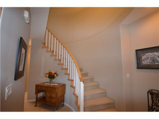 """Photo 2: 65 678 CITADEL Drive in Port Coquitlam: Citadel PQ Townhouse for sale in """"CITADEL POINTE"""" : MLS®# V1012676"""