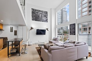 """Photo 4: 420 933 SEYMOUR Street in Vancouver: Downtown VW Condo for sale in """"The Spot"""" (Vancouver West)  : MLS®# R2624826"""