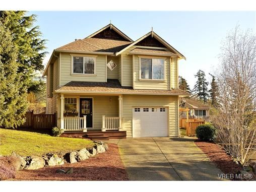 Main Photo: 2685 Millpond Terr in VICTORIA: La Atkins House for sale (Langford)  : MLS®# 749580