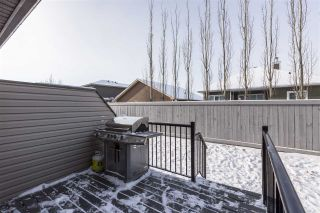 Photo 39: 37 9511 102 Ave: Morinville Townhouse for sale : MLS®# E4227386