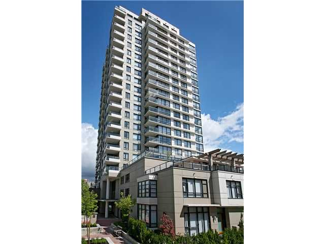 """Main Photo: 1204 1 RENAISSANCE Square in New Westminster: Quay Condo for sale in """"THE Q"""" : MLS®# V867998"""