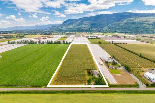 Photo 2: 3500 INTERPROVINCIAL Highway in Abbotsford: Sumas Prairie Agri-Business for sale : MLS®# C8038192