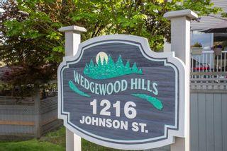 Photo 30: 34 1216 JOHNSON Street in Coquitlam: Scott Creek Townhouse for sale : MLS®# R2579945