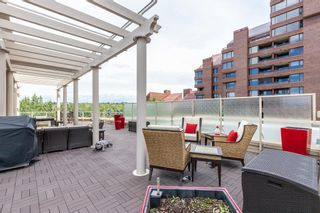 Photo 25: 505 600 Princeton Way SW in Calgary: Eau Claire Apartment for sale : MLS®# A1106177
