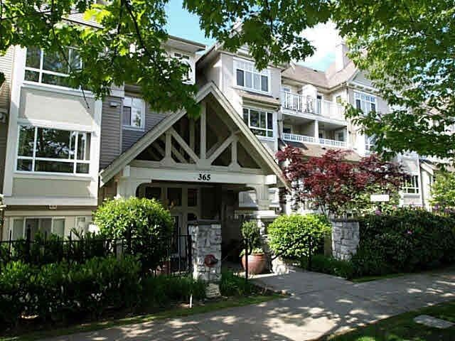 """Main Photo: 314 365 E 1ST Street in North Vancouver: Lower Lonsdale Condo for sale in """"Vista at Hammersly"""" : MLS®# R2151657"""