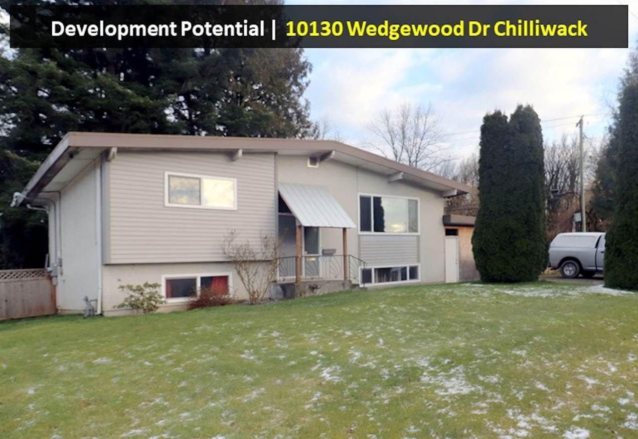Main Photo: 10130 WEDGEWOOD Drive in Chilliwack: Fairfield Island House for sale : MLS®# R2538386