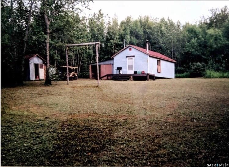 Main Photo: Cabin in the woods in Hudson Bay: Residential for sale (Hudson Bay Rm No. 394)  : MLS®# SK866338