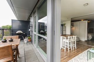 """Photo 10: 402 2511 QUEBEC Street in Vancouver: Mount Pleasant VE Condo for sale in """"OnQue"""" (Vancouver East)  : MLS®# R2072084"""