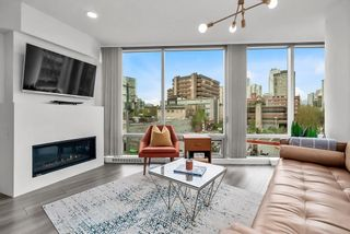 """Photo 7: 402 1003 BURNABY Street in Vancouver: West End VW Condo for sale in """"MILANO"""" (Vancouver West)  : MLS®# R2580390"""